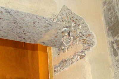 Baubegleitende Qualitätsüberwachung Türsturz